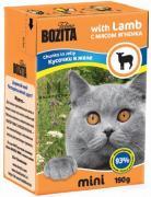 """Консервы для кошек """"Bozita mini"""", мясные кусочки в желе, с мясом..."""
