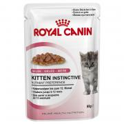 Корм ROYAL CANIN Kitten кусочки в желе 85g для котят 783001