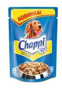 """Консервы для собак """"Chappi"""", с аппетитной курочкой, 100 г"""