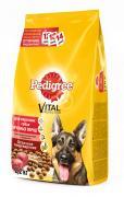 """Корм сухой """"Pedigree"""" для взрослых собак крупных пород, с говядиной,..."""