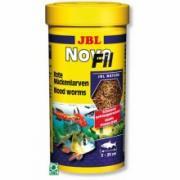 JBL NovoFil - 250мл. (20г) - Личинки красного комара, высушенные по...