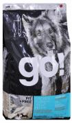 Go! Natural Holistic беззерновой сухой корм для щенков и собак 4 вида...