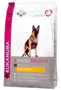 Сухой корм для немецких овчарок EUKANUBA DOG ADULT - 12 кг