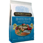 Сухой корм Golden Eagle Holistic Health Salmon with Oatmeal Formula с...