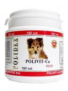 Витамины Polidex Polivit-Ca plus Улучшения роста костной ткани 150...