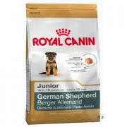 "Корм сухой Royal Canin ""German Shepherd Junior"", для щенков собак..."