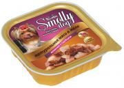"""Консервы Зоогурман """"Smolly Dog"""" для собак мелких пород, с ягненком и..."""