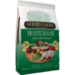 Сухой корм Golden Eagle Holistic Health Duck with Oatmeal Formula с...