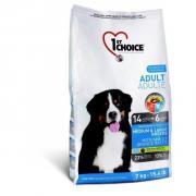 1st Choice Large & Medium Breeds сухой корм для собак крупных и...