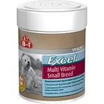 Мультивитамины 8in1 Excel Multi Vitamin Small Breed для собак мелких...