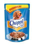 """Консервы для собак """"Chappi"""", мясное изобилие, 100 г"""