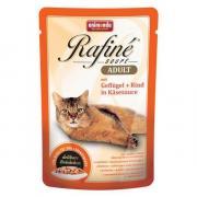 Animonda Rafine Soupe Adult консервы для кошек с домашней птицей и...