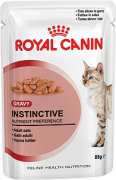Royal Canin INSTINCTIVE (В СОУСЕ) 0,085 КГ