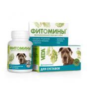 Веда (Veda) Фитоэлита витамины с фитокомплексом для суставов для собак...