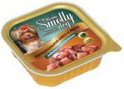 """Консервы Зоогурман """"Smolly Dog"""" для собак мелких пород, с индейкой и..."""