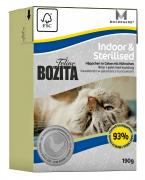 Корм BOZITA Feline Funktion Indoor & Sterilised 190g для кошек