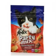 Сухой корм Felix для кошек Party Mix Гриль Микс 20г (упак. 15 шт)...