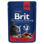 Brit Premium Adult Cat Пауч