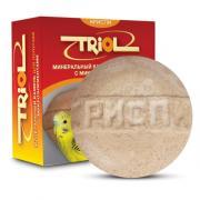 """Минеральный камень для попугаев """"Triol"""", с микроэлементами, 70 г"""