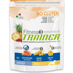Сухой корм Trainer Fitness3 No Gluten Mini Adult Salmon&Maize без...