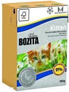 Корм BOZITA Feline Funktion Kitten 190g для кошек