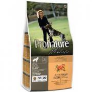 Сухой корм Pronature Утка с апельсином для взрослых собак, 340 гр