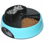 "Автокормушка для кошек и собак ""Feed-Ex PF1 Blue"" с ЖК дисплеем и..."