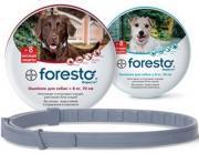 Bayer Foresto ошейник для собак от блох и клещей