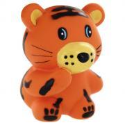 """Игрушка для собак Ziver """"Тигренок"""", с пищалкой, цвет: оранжевый,..."""