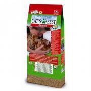 Cat's Best Eko Plus наполнитель для кошачьего туалета древесный...