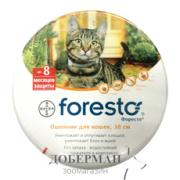 Bayer (Байер) Foresto ошейник для кошек, 38 см. (Байер)