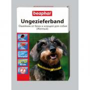 Beaphar Ungezieferband Yellow For Dogs желтый ошейник от блох и клещей...