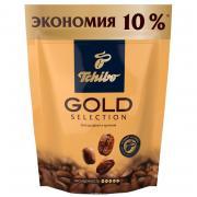 Кофе растворимый Tchibo Gold Selection 75г (пакет)