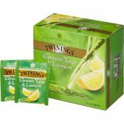 Чай Twinings зеленый слимоном 50пакетиков