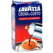 LavAzza / Лавацца Crema e gusto молотый в/у (250гр)