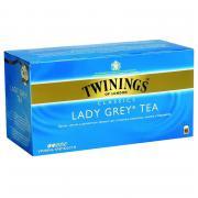 Чай Twinings Lady Grey Tea черный фруктовый 25пакетиков