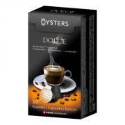 Кофе в капсулах Oysters Lungo Dolce, 10 капсул
