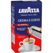 Кофе молотый Lavazza Crema eGusto 250г (вакуумная упаковка)