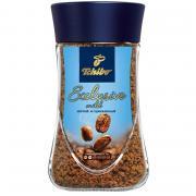 Кофе растворимый Tchibo Exclusive mild 95г (стекло)