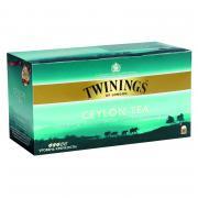 Чай Twinings Ceylon Tea черный 25пакетиков