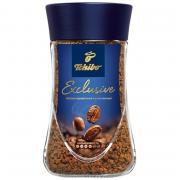 Кофе растворимый Tchibo Exclusive 190г (стекло)