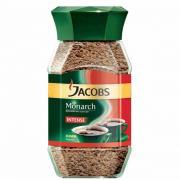 Кофе растворимый Jacobs Monarch Intense 47.5г (стекло)