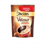 Кофе растворимый Jacobs Velours 140г (пакет)