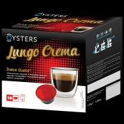 Oysters Кофе в капсулах Dolce Gusto Oysters-Lungo-Crema , 16 капсул