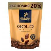 Кофе растворимый Tchibo Gold Selection 285г (пакет)