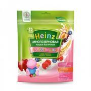 Каша Heinz Любопышка многозерновая йогуртная со сливой, яблоком,...