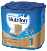Детская молочная смесь Nutrilon Premium 1 400 г с 0 мес.