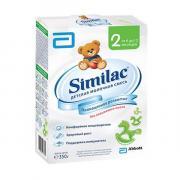 Детская молочная смесь Similac 2 с 6 мес 350 г