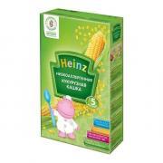 Каша Heinz Низкоаллергенная кукурузная кашка с 5 мес, 200 г