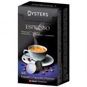 Oysters Espresso